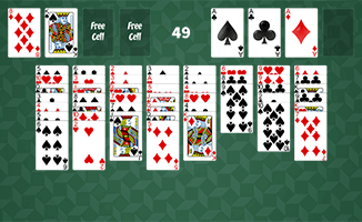 Free Cell Solitaire 2